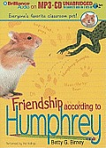 Humphrey #02: Friendship According to Humphrey Cover