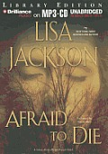 Afraid to Die (Selena Alvarez/Regan Pescoli Novels) Cover