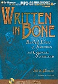 Written in Bone: Buried Lives of Jamestown and Colonial Maryland Cover