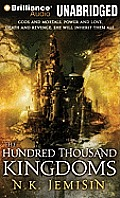 Inheritance Trilogy #01: The Hundred Thousand Kingdoms Cover