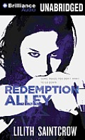 Jill Kismet #03: Redemption Alley Cover