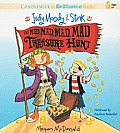 Judy Moody & Stink: The Mad, Mad, Mad, Mad Treasure Hunt Cover