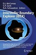 Interstellar Boundary Explorer (Ibex)
