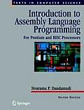 Introduction to Assembly Language Programming: For Pentium and RISC Processors (Texts in Computer Science) Cover