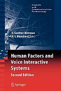 Human Factors and Voice Interactive Systems (Signals and Communication Technology)