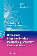 Orthogonal Frequency Division Multiplexing for Wireless Communications (Signals and Communication Technology)