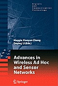 Advances in Wireless Ad Hoc and Sensor Networks (Signals and Communication Technology)