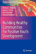 Building Healthy Communities for Positive Youth Development Cover