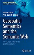 Geospatial Semantics and the Semantic Web