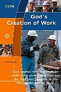 God's Creation of Work