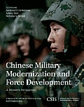 Chinese Military Modernization & Force Development: A Western Perspective (CSIS... by Anthony H. Cordesman
