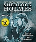 New Adventures of Sherlock Holmes #01: The New Adventures of Sherlock Holmes Collection, Volume I