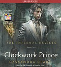 Infernal Devices #02: Clockwork Prince Cover