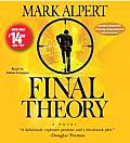 Final Theory (Abridged) Cover