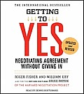 Getting to Yes How to Negotiate Agreement Without Giving in