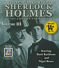 New Adventures of Sherlock Holmes Collection Volume Three