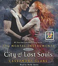 Mortal Instruments #05: City of Lost Souls Cover