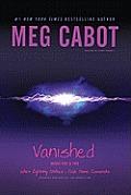 Vanished Books One & Two When Lightning Strikes Code Name Cassandra