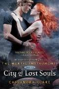 City of Lost Souls (Mortal Instruments #5) Cover
