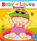 Baby Loves Summer A Karen Katz Lift the Flap Book