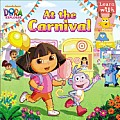 Dora the Explorer at the Carnival
