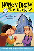 Nancy Drew & the Clue Crew #32: Cape Mermaid Mystery