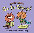 Max & Milo Go to Sleep! Cover