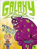 Galaxy Zack 04 Monsters in Space