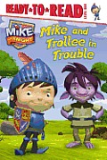 Mike and Trollee in Trouble (Ready-To-Read - Level 1) Cover