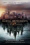 Mortal Instruments #1: City of Bones: Movie Tie-In Edition Cover