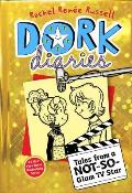 Dork Diaries #07: Tales from a Not-So-Glam TV Star