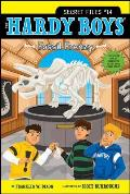 Hardy Boys: The Secret Files #14: Fossil Frenzy