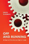 Off and Running: The Prospects and Pitfalls of Government Transitions in Canada