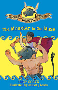 The Monster in the Maze (Greek Beasts and Heroes)