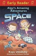 Algy's Amazing Adventures in Space