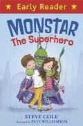 Monstar, the Superhero