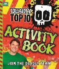 Deadly Top Ten Activity Book