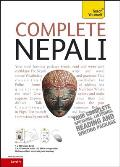 Teach Yourself Language #4: Complete Nepali with Two Audio CDs: A Teach Yourself Guide