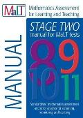 Malt Stage Two (Tests 8-11) Manual (Mathematics Assessment for Learning and Teaching)