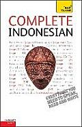Complete Indonesian A Teach Yourself Guide