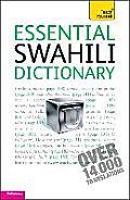 Essential Swahili Dictionary