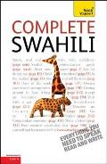Complete Swahili: Teach Yourself