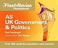 As Uk Government and Politics Flash Revise Pocketbook