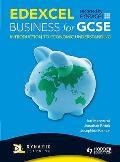 Edexcel Business for Gcse: Introduction To Economic Understanding