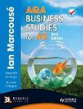 Aqa Business Studies for As. by Ian Marcous ... [Et Al.]
