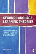 Second Language Learning Theories (3RD 13 Edition)