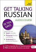 Get Talking Russian in Ten Days A Teach Yourself Audio Course