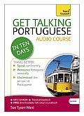 Get Talking Portuguese in Ten Days: A Teach Yourself Guide (Teach Yourself Language) Cover