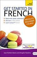 Teach Yourself Language #6: Get Started in French with Audio CD: A Teach Yourself Program
