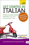 Get Started in Italian with Two Audio CDs: A Teach Yourself Course (Teach Yourself)